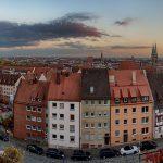 View over Nuremberg