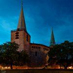 Reformations Gedächtniskirche at night