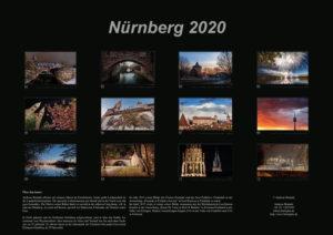Calender Nürnberg 2020